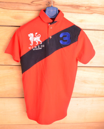 Marco Martinez Judah Polo Shirt