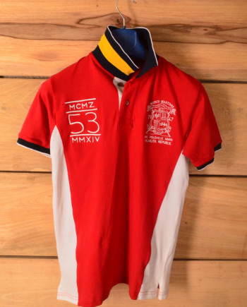 MRC Red Tribal Poloville POLO SHIRT