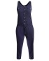 Blue Play Mate Jump Suit